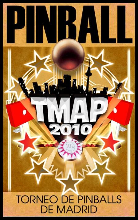Torneo de Pinballs de Madrid (TMAP)